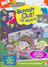 Fairly Oddparents: School's Out! The Musical - (Region 1 Import DVD)