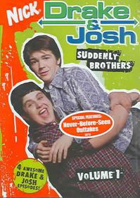Drake & Josh - Vol. 1: Suddenly Brothers - (Region 1 Import DVD)