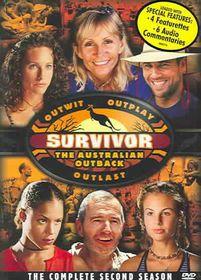 Survivor : Australian Outback Season (Region 1 Import DVD)