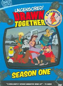 Drawn Together:Season One - (Region 1 Import DVD)