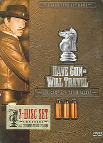 Have Gun Will Travel - The Complete Third Season - (Region 1 Import DVD)
