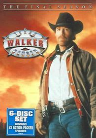 Walker Texas Ranger:Final Season - (Region 1 Import DVD)