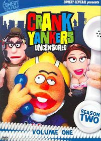 Crank Yankers:Season 2 Vol 1 - (Region 1 Import DVD)