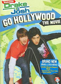 Drake and Josh: Drake & Josh Go Hollywood the Movie - (Region 1 Import DVD)