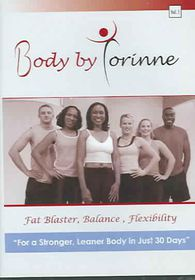 Body by Corinne Vol 1 - (Region 1 Import DVD)