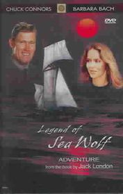 Legend of Sea Wolf - (Region 1 Import DVD)