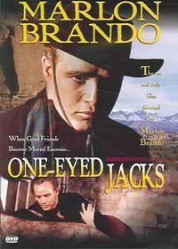 One-Eyed Jacks - (Region 1 Import DVD)