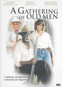 Gathering of Old Men - (Region 1 Import DVD)
