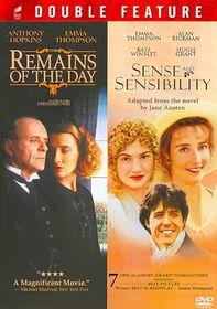 Remains of the Day (Se)/Sense & Sensi - (Region 1 Import DVD)