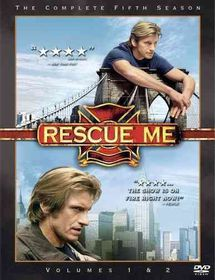 Rescue Me:Complete Fifth Season - (Region 1 Import DVD)