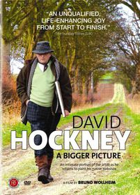 David Hockney:Bigger Picture - (Region 1 Import DVD)