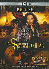 Benise:Spanish Guitar - (Region 1 Import DVD)