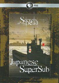 Japanese Supersub - (Region 1 Import DVD)