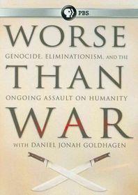 Worse Than War - (Region 1 Import DVD)