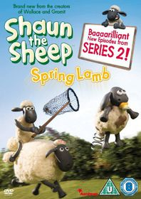 Shaun The Sheep: Spring Lamb - (Import DVD)