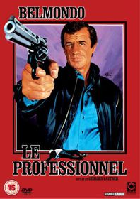 Le Professionnel - (Import DVD)
