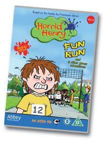 Horrid Henry - Fun Run - (Import DVD)