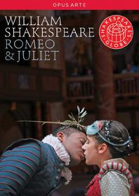 Shakespeare: Romeo and Juliet (Globe Theatre) - (Import DVD)