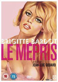 Le Mepris - (Import DVD)