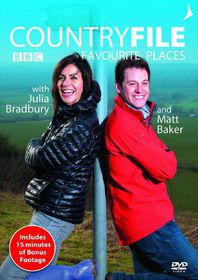 Countryfile's Favourite Places  - (Import DVD)