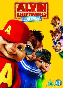Alvin and the Chipmunks 2: The Squeakquel - (Import DVD)