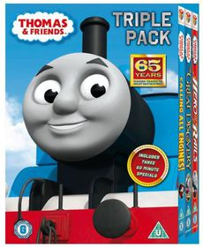 Thomas and Friends - 65th Anniversary Gift Box - (Import DVD)