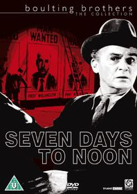 Seven Days To Noon - (Import DVD)
