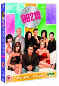 Beverly Hills 90210 - Season 9 - (Import DVD)