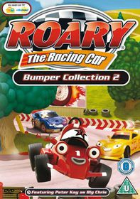 Roary The Racing Car - Bumper Collection - Vol. 2 - (Import DVD)