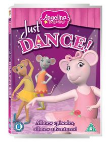 Angelina Ballerina - (Import DVD)
