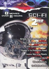 Great Sci Fi Classics Vol 2 - (Region 1 Import DVD)