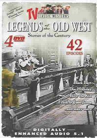 Legends of the Old West - (Region 1 Import DVD)