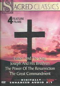 Sacred Classics - (Region 1 Import DVD)