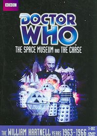 Doctor Who:Space Museum/Chase - (Region 1 Import DVD)