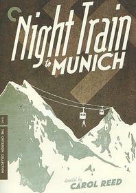 Night Train to Munich - (Region 1 Import DVD)