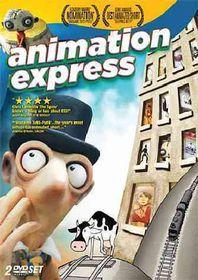 Animation Express - (Region 1 Import DVD)