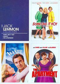 Jack Lemmon Triple Feature - (Region 1 Import DVD)