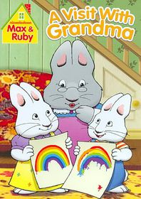 Max & Ruby:Visit with Grandma - (Region 1 Import DVD)