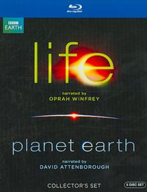 Life/Planet Earth Collection - (Region A Import Blu-ray Disc)