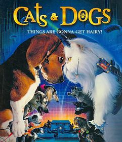 Cats & Dogs - (Region A Import Blu-ray Disc)