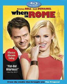 When in Rome - (Region A Import Blu-ray Disc)