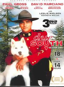 Due South:Season Two - (Region 1 Import DVD)