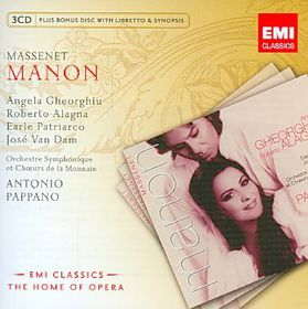 Manon - Various Artists (CD)