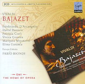 Bajazet - Various Artists (CD)