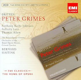 Peter Grimes - Various Artists (CD)