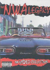 N.W.a. Video Legacy - (Region 1 Import DVD)
