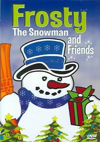 Frosty the Snowman & Friends - (Region 1 Import DVD)