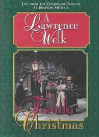 A Lawrence Welk Family Christmas - (Region 1 Import DVD)