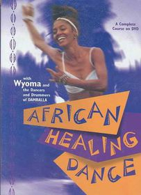 African Healing Dance - (Region 1 Import DVD)
