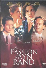 Passion of Ayn Rand - (Region 1 Import DVD)